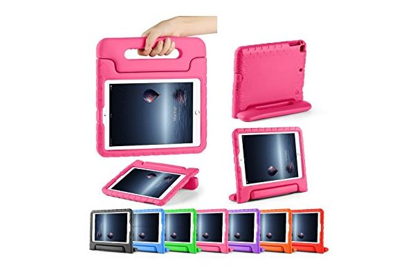 iPad Air 1 kinderhoes Fuchsia