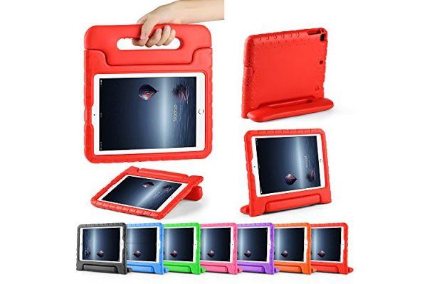 Kinderhoes iPad 2017 9.7 inch rood