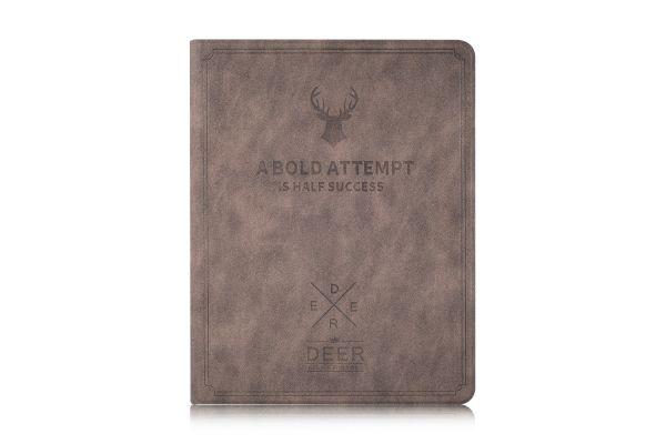 iPad 2-3-4 design hoes bruin DEER