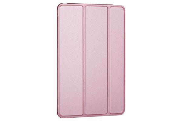 iPad Mini 1-2-3 Hard Tri-Fold Book Cover Rose Goud