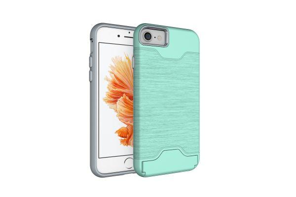 IPhone 8 Back Cover Case Mintgroen