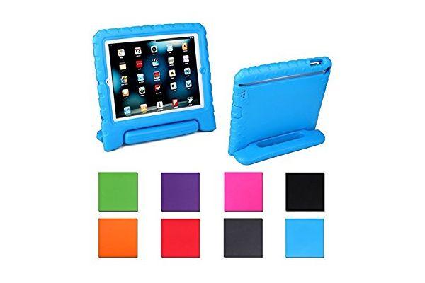 Kinderhoes iPad 2-3-4  Blauw