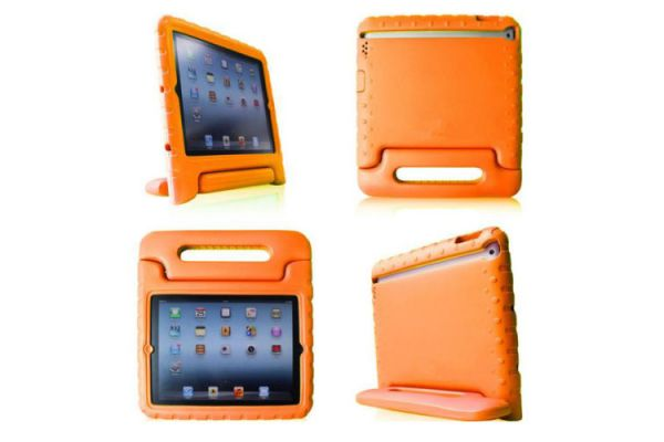 Kinderhoes iPad 2-3-4 Oranje