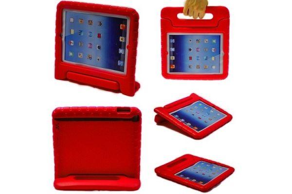 iPad 2-3-4 Kinderhoes Rood