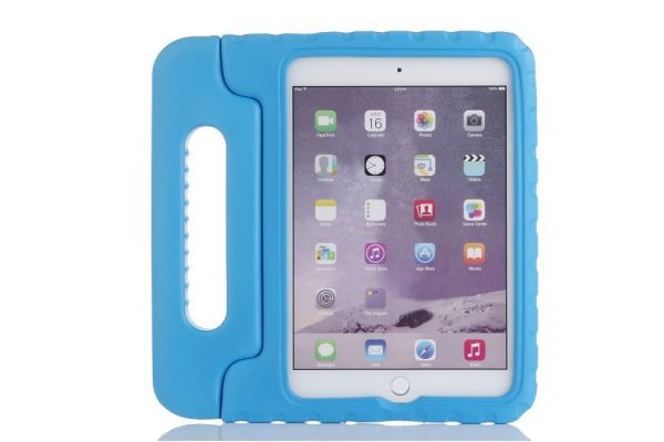 iPad Mini 4 kinderhoes blauw
