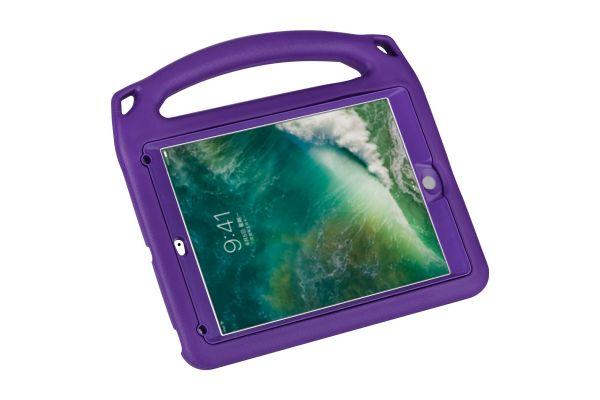 iPad Air 2 Kinderhoes met ingebouwde screenprotector Paars