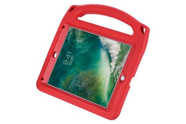 iPad 2017 9.7 inch Kinderhoes met ingebouwde screenprotector Rood
