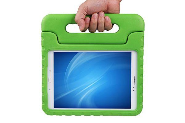 Samsung Galaxy Tab A 9.7 inch Kinderhoes Groen