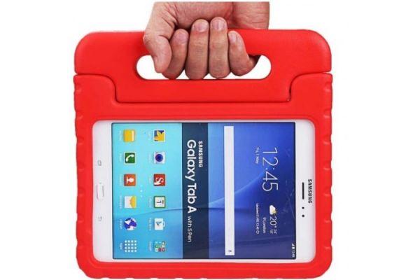 Samsung Tab A 9.7 inch T550 kinderhoes rood