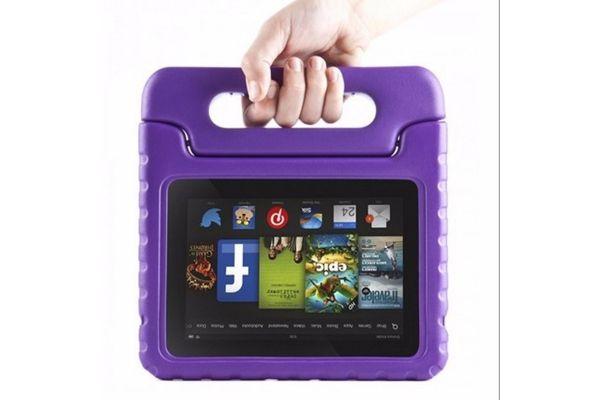 Samsung Galaxy Tab S2 8.0 inch Kinderhoes Paars