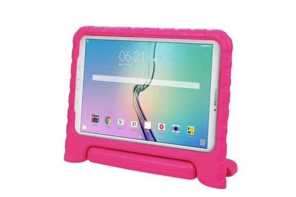 Samsung Galaxy Tab e 9.6 Kinderhoes Roze