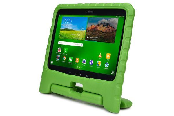 Samsung Tab 4 10.1 inch T530 - T533n kinderhoes groen