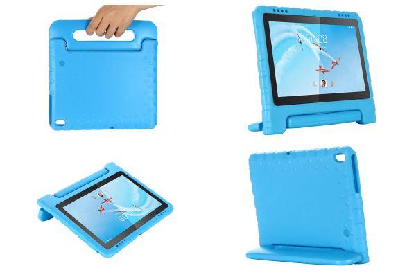 Lenovo Tab E10 Kinderhoes Blauw