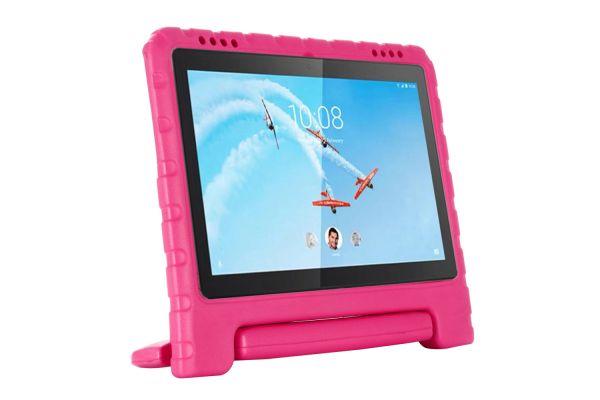 Tweede Kans Lenovo Tab E10 Kinderhoes roze