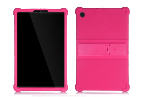Lenovo Tab M10 Plus  (10.3 inch) Kinderhoes backcover schokbestendig Roze