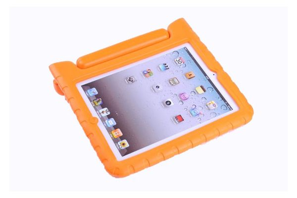 iPad Mini 1-2-3 kinderhoes oranje