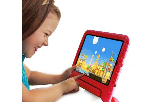 iPad Mini 1-2-3 kinderhoes Rood