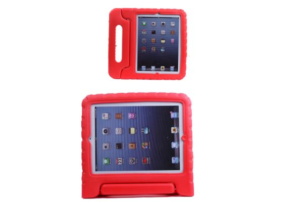 iPad Mini 1-2-3 Kinderhoes Rood