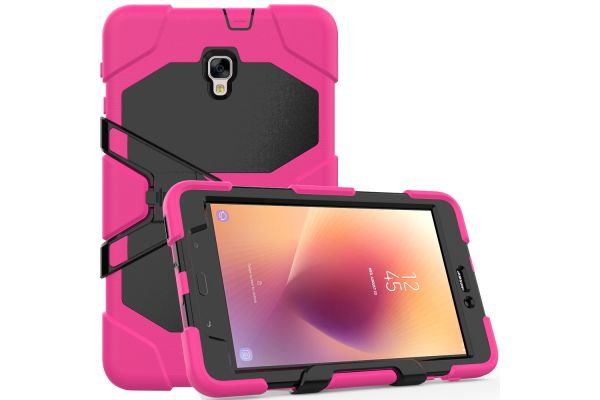 Samsung Galaxy Tab A 8.0 model 2017 Bumper Case Roze