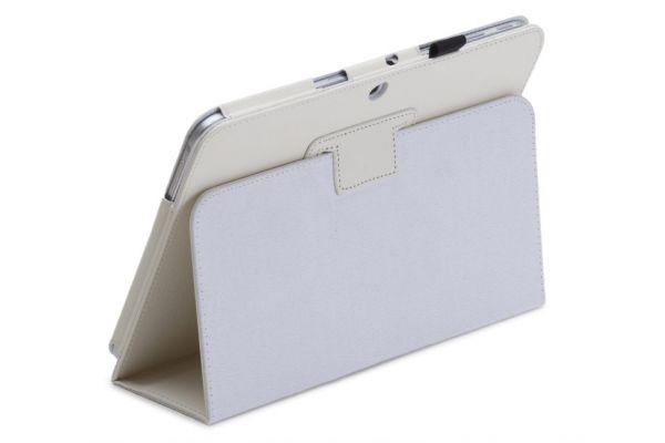 Tablet Samsung Tab S2- 8.0 PU Leer Book Cover wit