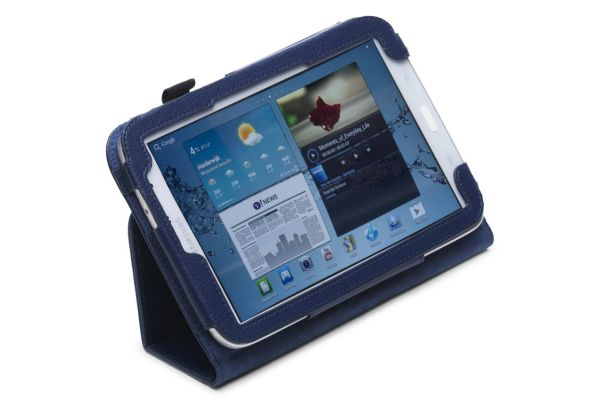 Samsung Galaxy Note (8.0) Book Cover D.Blauw