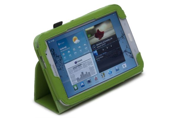 Samsung Galaxy Note (8.0) Book Cover Groen