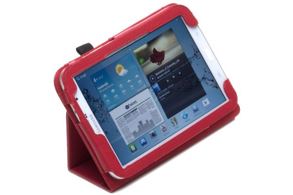 Samsung Galaxy Note (8.0) Book Cover Rood