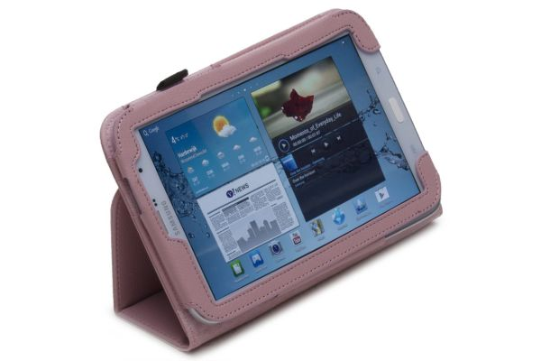 Samsung Galaxy Note (8.0) Book Cover Roze