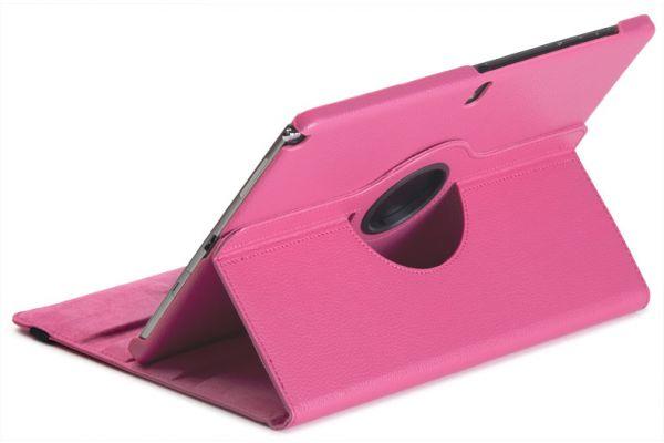 Tablet Samsung NotePRO 12.2 P900 Draaibare Hoes Fuchsia