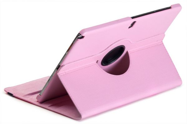 Tablet Samsung NotePRO 12.2 P900 Draaibare Hoes Roze