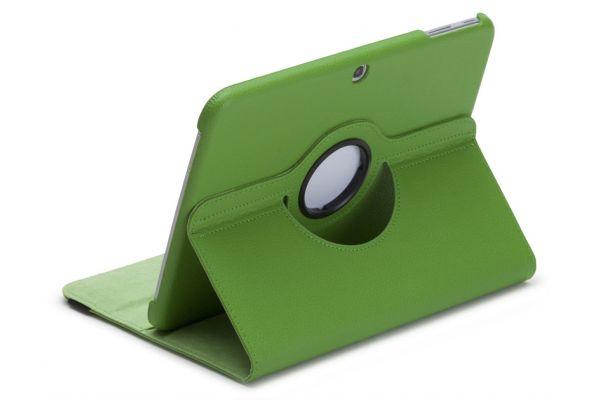 Tablet Samsung TabPRO 10.1 T520N T525N Draaibare Hoes Groen