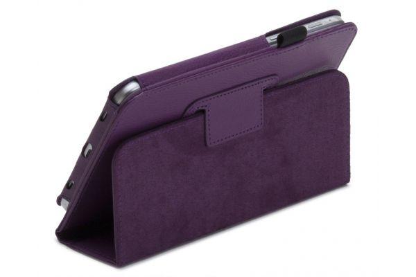 Tablet Samsung Tab S (8.4) T700 Leer Book Cover Paars