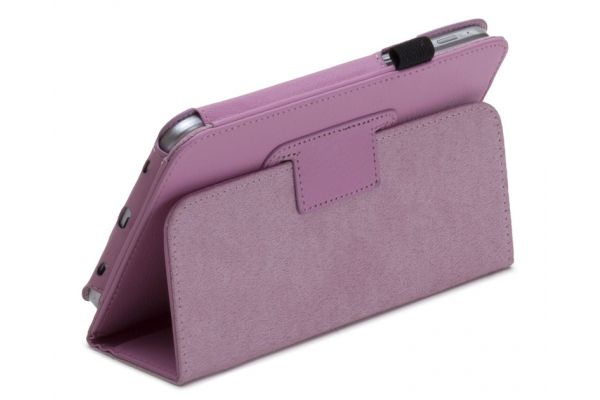 Tablet Samsung Tab S- 10.5 T800 Leren Book Cover Roze