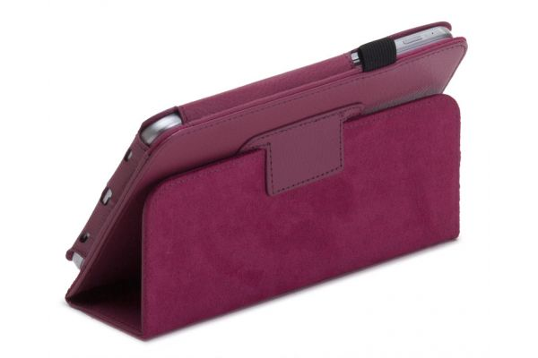 Tablet Samsung Tab3 SM-T210 7.0 inch Book Cover Wijnrood