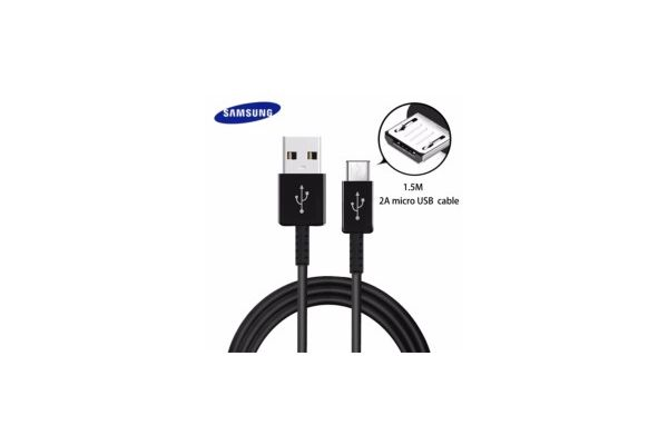 Samsung 1.5 meter MICRO USB kabel origineel zwart