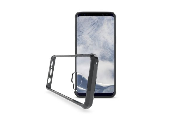 Samsung Galaxy S9 Back Cover zwart Air Hybrid