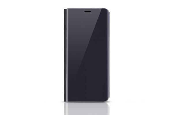Samsung Galaxy S9 Clear View mirror case Zwart