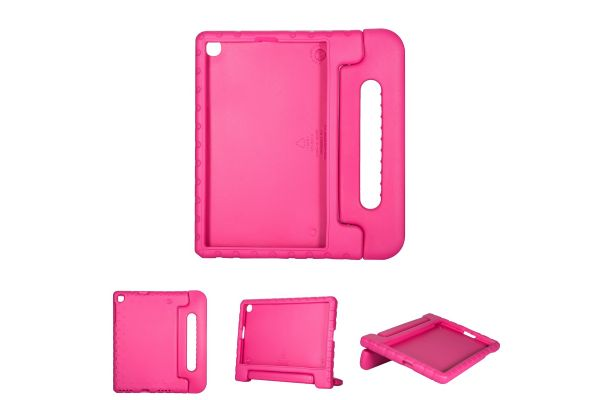 Originele Kinderhoes Samsung Galaxy Tab A 10.1 2019 roze