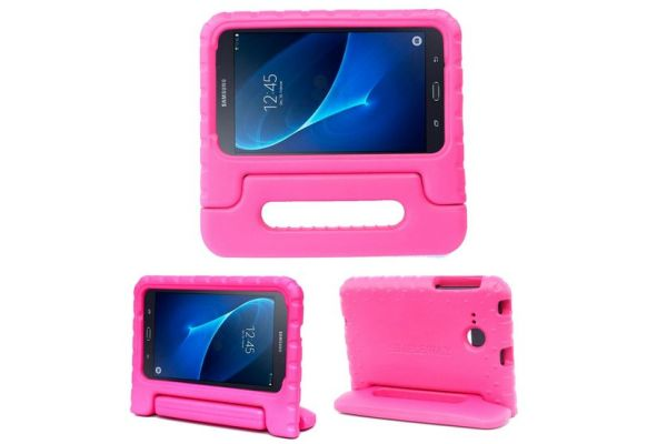Samsung Tab A 7.0 inch T280 T285 kinderhoes roze