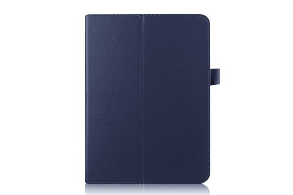 Samsung Tab S2 9.7 hoes PU Leer Book Cover Blauw T810 T813 T815 T819