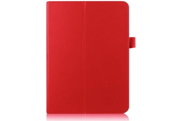 Samsung Tab S2 9.7 hoes PU Leer Book Cover Rood T810 T813 T815 T819