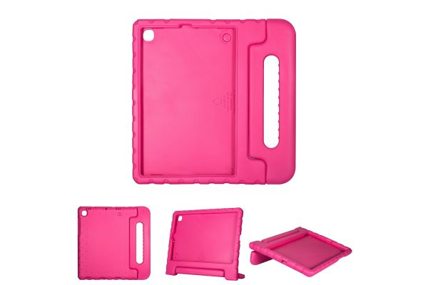 Samsung Galaxy Tab S5e 10.5 Kinderhoes roze