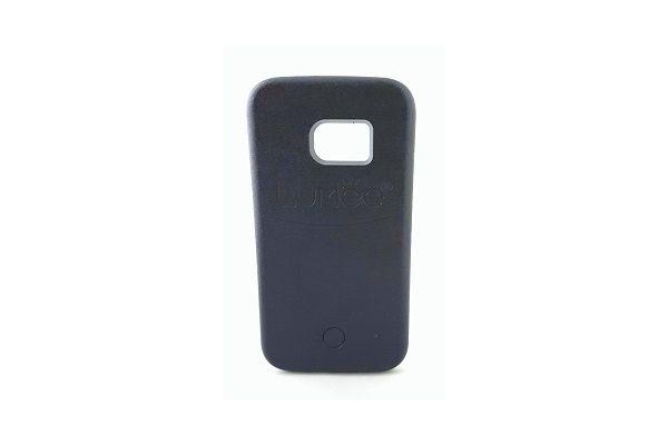 Iphone 6 selfie hoes zwart