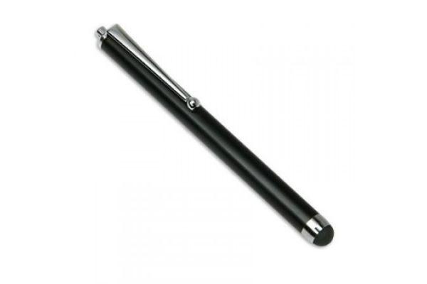 Zwarte Stylus Pen voor alle Touchscreens iPad, Samsung