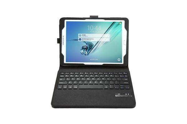 Samsung Galaxy Tab A 7.0 hoes met toetsenbord Zwart