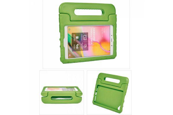 Samsung Galaxy Tab A 8.0 inch model 2019 Kinderhoes groen