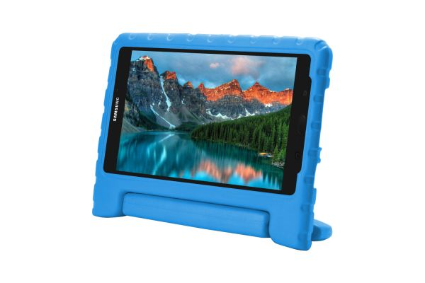 Samsung Galaxy Tab 4 8.0 inch T330 Kinderhoes blauw