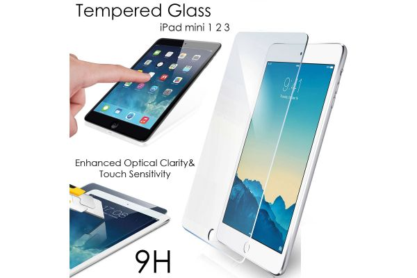 Tempered Glass iPad Mini 1-2-3
