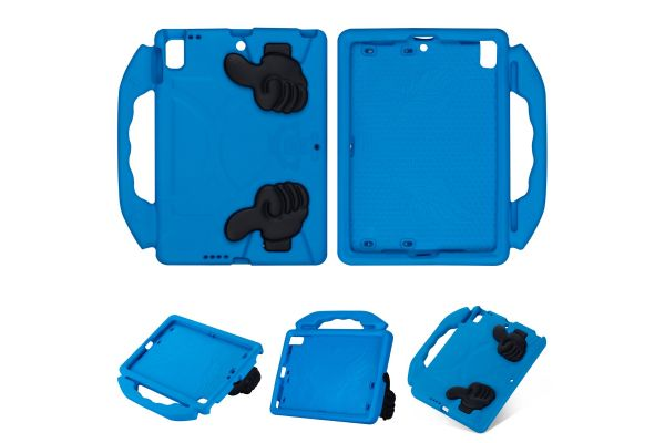 Kinderhoes ToniTablet iPad Air 10.5 2019 inch Blauw