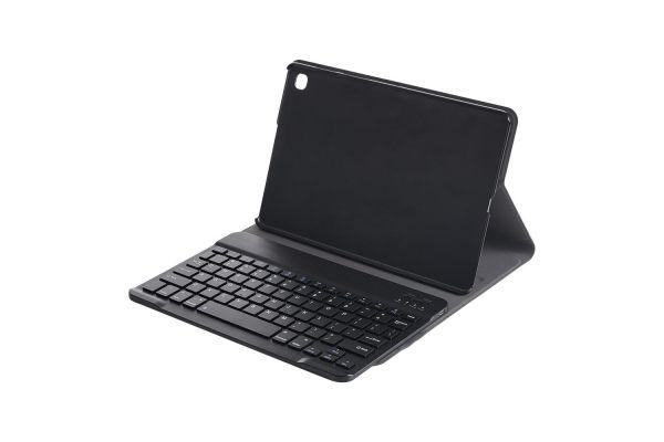Samsung Galaxy Tab S5e 10.5 inch hoes met toetsenbord ultra slim Zwart